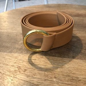 B low the belt tan belt
